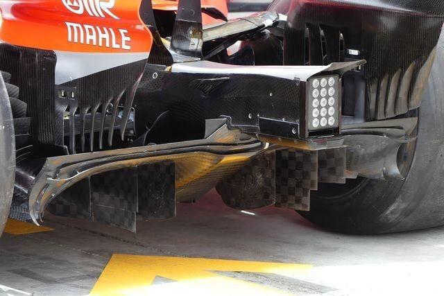Difusor F1