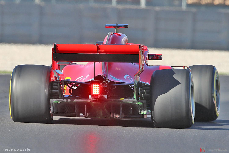 Difusor Ferrari