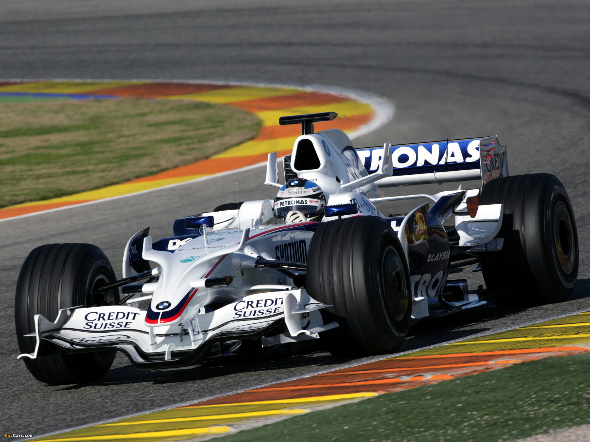 BMW Sauber del 2008