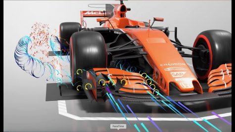 Vórtices McLaren