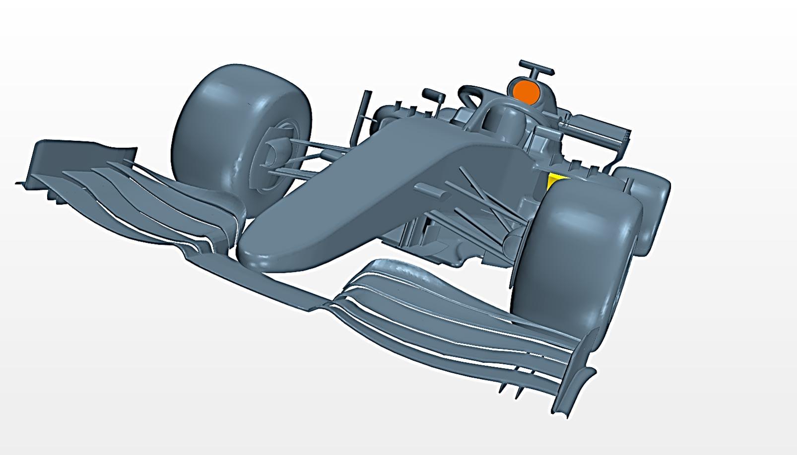 CFD F1 2019