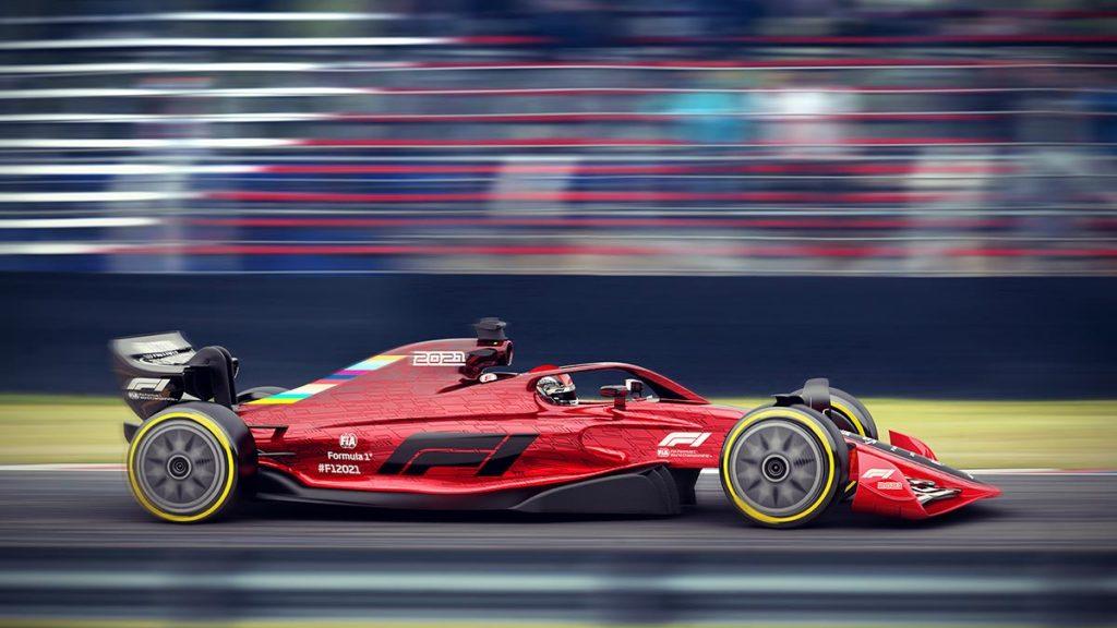 Normativa F1 2021