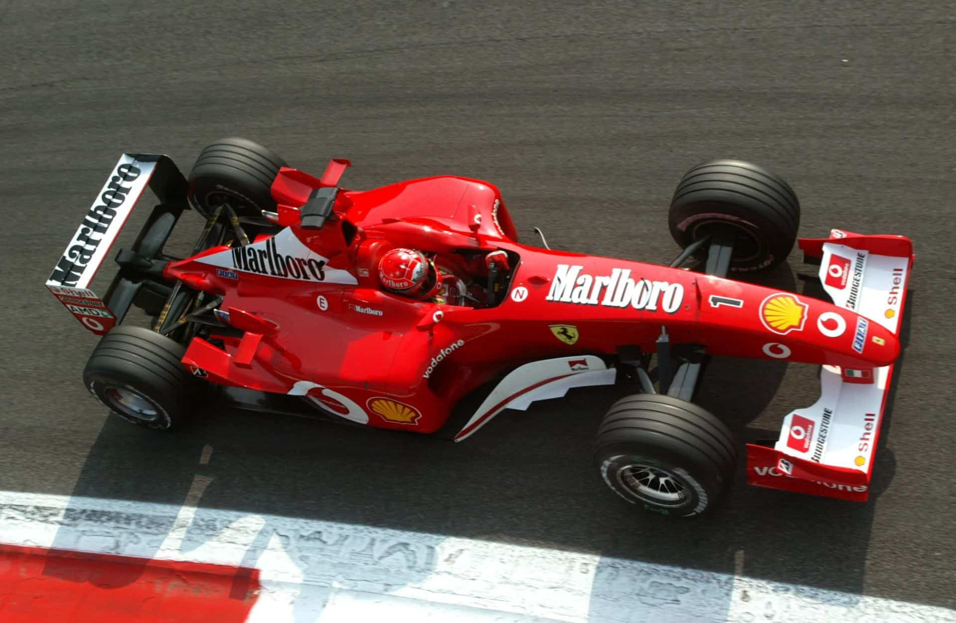 Ferrari escape 2002