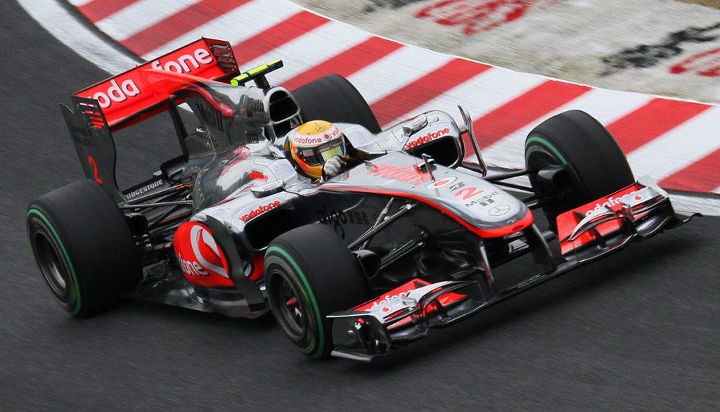 McLaren 2010 F-Duct