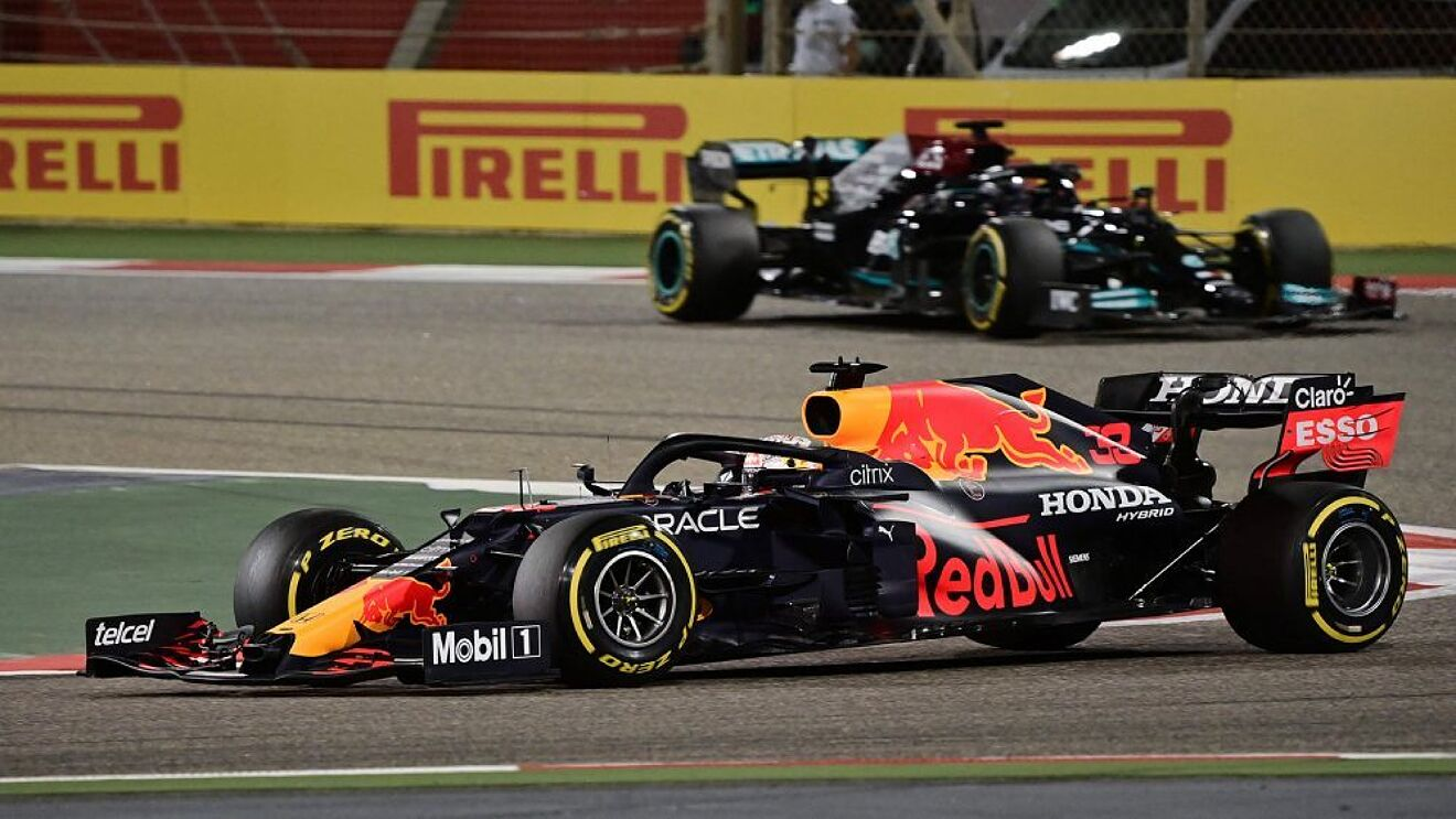 Diferencial F1 Red Bull