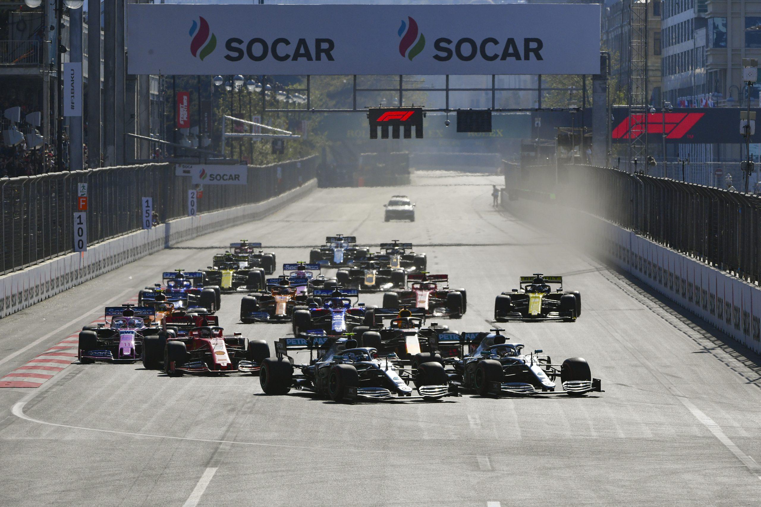 Previo Azerbaijan GP