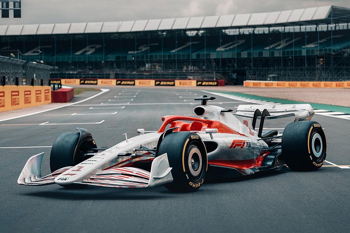 Monoplaza F1 2022