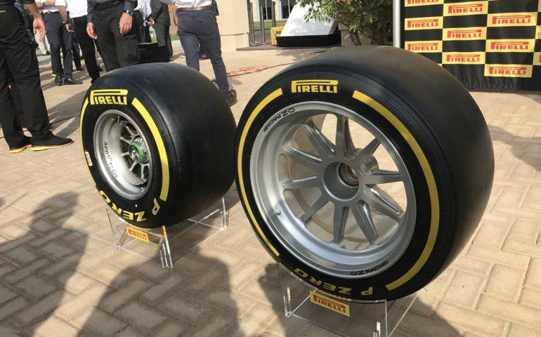 Neumáticos F1 2022