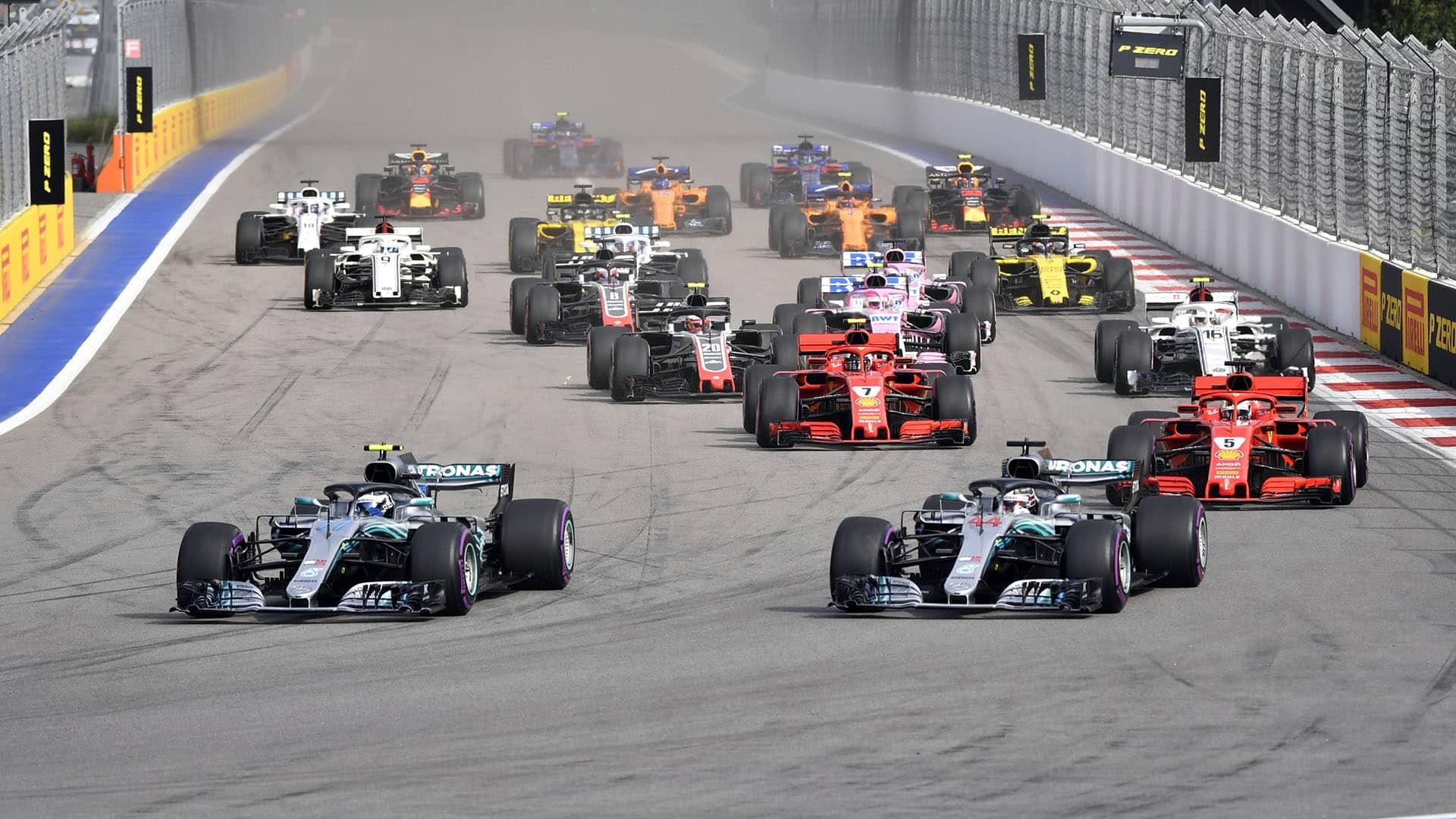 GP Rusia Sochi 2021